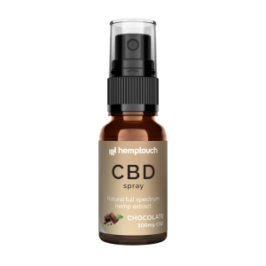 Hemptouch CBD spray chocola 20ml