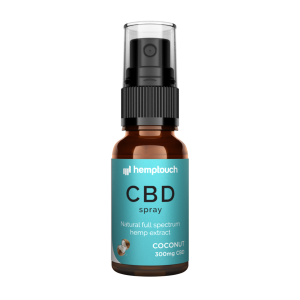 Hemptouch CBD spray kokos
