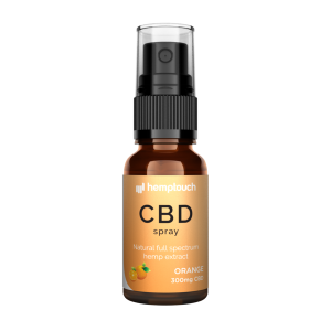 Hemptouch CBD spray orange
