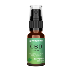 Hemptouch CBD spray pepermunt 20ml