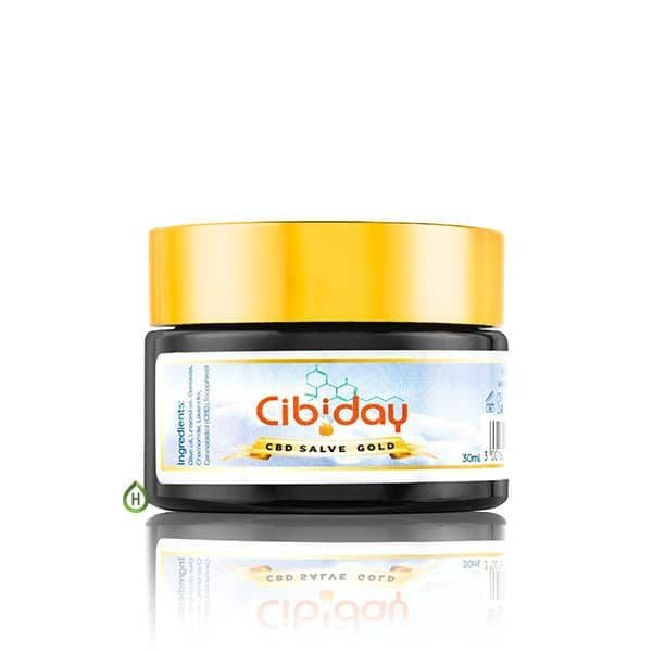 Cibiday cbd zalf gold