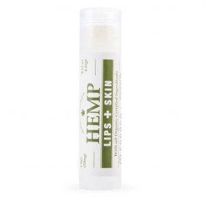 Endoca hennep balsem voor lippen & huid