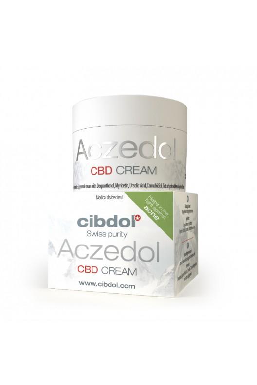 Cibdol Aczedol CBD crème