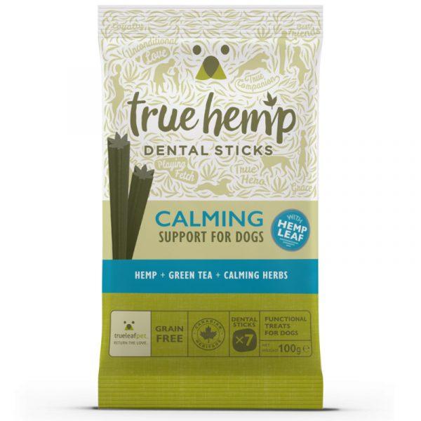 True hemp dental sticks kalmerend voor honden