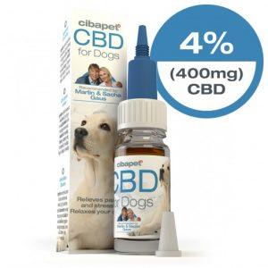 Cibapet CBD olie voor honden