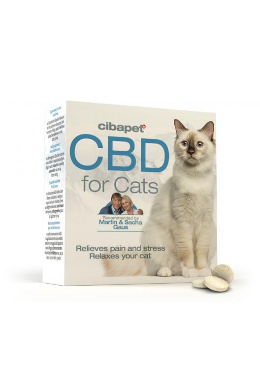 Cibapet CBD tabletten voor katten