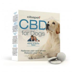 Cibapet CBD tabletten voor honden
