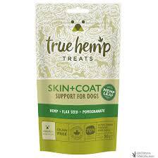 True Hemp dental sticks huid + vacht voor honden