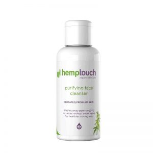 Hemptouch CBD purifying face cleanser