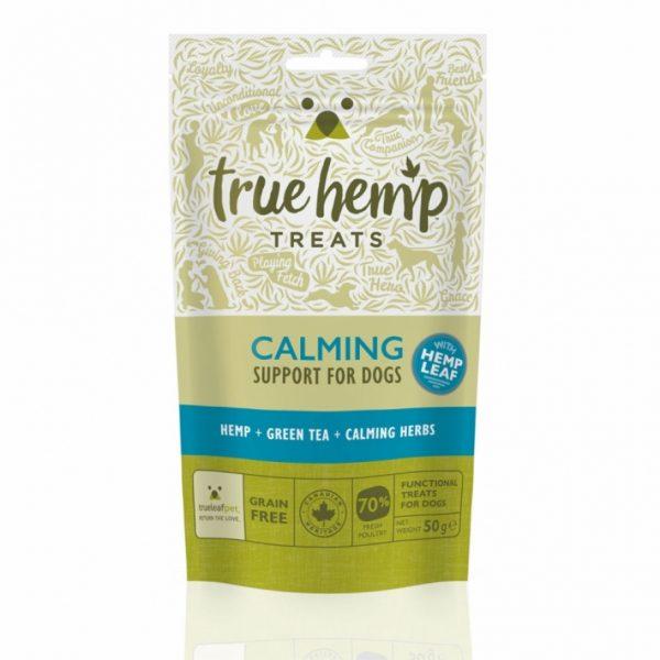True Hemp CBD snoepjes kalmerend voor honden