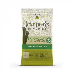 True Hemp CBD snoepjes huid + vacht voor honden