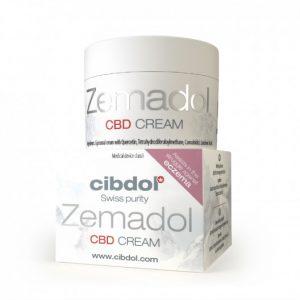 Cibdol Zemadol CBD Crème
