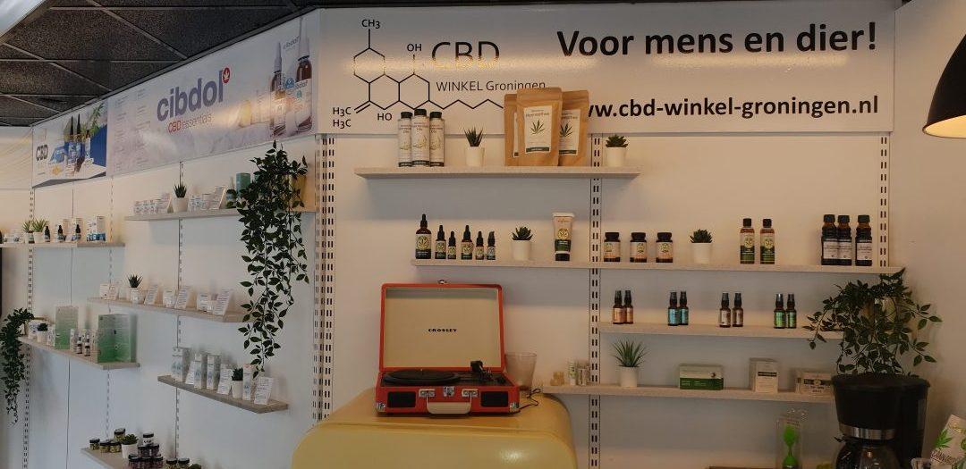 CBD winkel Groningen